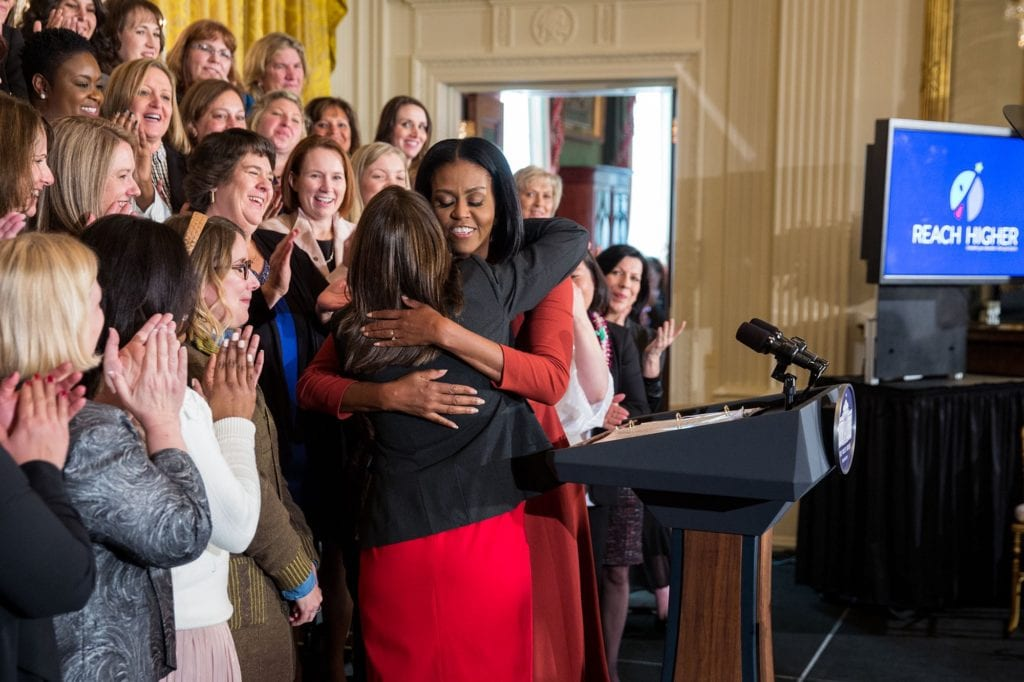 Christian Moore Attends the 5th National White House Convening at American University